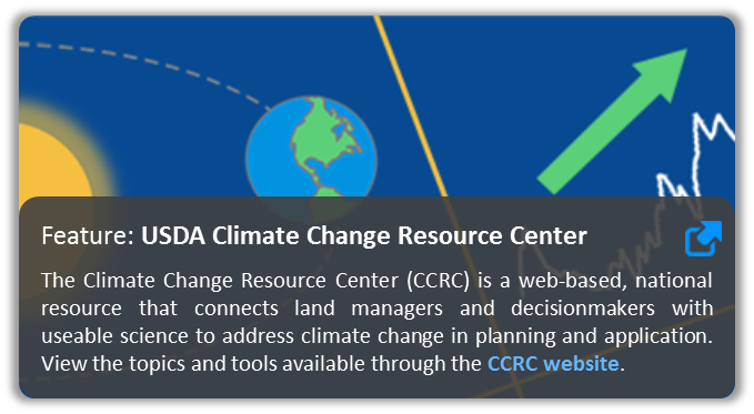 Click here to access the climate change science education module